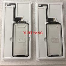 (Alle ios Pass) 1pcs/5pcs/10pcs Für Apple iPhone X XS Xsmax Kein Schweißen Touchscreen + OCA kleber Front Glas Panel Reparatur