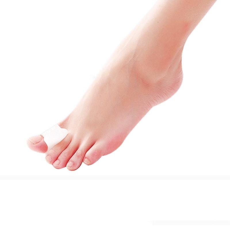 3pair Gel Toe separator health orthopedic Spreader Feet care Bunion corrector hallux valgus shoe toe protector