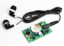 diy electronic kit set Hearing aid Audio amplification amplifier Practice teaching competition, electronic DIY interest making