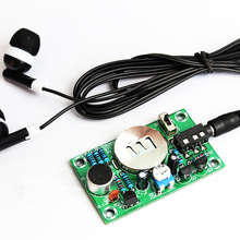 diy electronic kit set Hearing aid Audio amplification amplifier Practice teachi