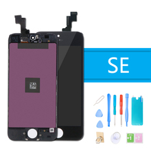 Luxury Suit LCD Display for iPhone SE Touch Screen Digitizer Assembly for iPhone SE Screen Replacement With Frame + Repair Tools 2 pcs alibaba china for iphone se lcd display lcd touch screen digitizer assembly for iphone se replacement camera holder