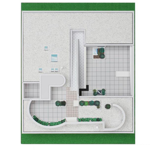 Image 4 - Giấy thủ công Mô Hình Le Corbusier Biệt Thự Savoye 3D Xây Dựng Kiến Trúc DIY Giáo Dục Đồ Chơi Làm Bằng Tay Dành Cho Người Lớn Trò Chơi Câu Đố