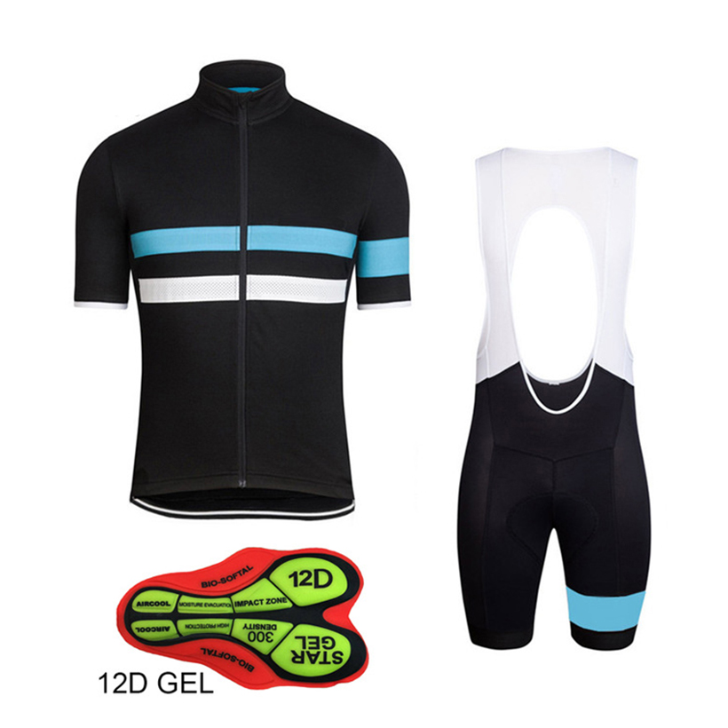 Bike Clothing Rapha Cycling Jersey Set Summer Breathable Bicycle Jerseys Clothes Maillot Ropa Ciclismo Cycling Set x tiger brand pro summer cycling set bicycle jerseys breathable short sleeve mountain bike clothing 2017 maillot ropa ciclismo