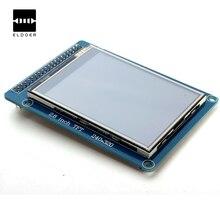 Новый 2.8 Дюймов 240×320 ILI9325 TFT LCD Сенсорный Экран дисплей Модуля SCM Для Arduino 2.8 В До 3.3 В С Бак Я C