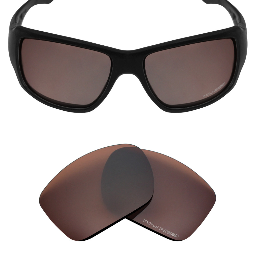 c6898a3831 Mryok+ POLARIZED Resist SeaWater Replacement Lenses for Oakley Big Taco  Sunglasses Bronze Brown-in Accessories from Apparel Accessories on  Aliexpress.com ...