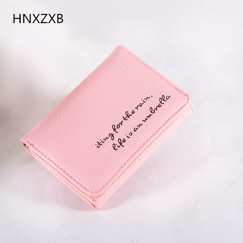 HNXZXB Rabbit Wallet Women Girl Leather Purse Fashion Lady Phone Pouch Holder Women Female Wallets Coin Purses Zipper Around fashion women coin purses dots design mini girl wallet triple zipper clutch bag card case small lady bags phone pouch purse new