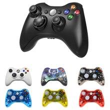 Беспроводной/проводной контроллер для Xbox 360 геймпад джойстик для X box 360 Jogos пульта Win7/8/10 шт. игровой джойстик