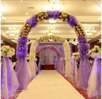 2018 NEW Arch Shelf Iron Art Detachable Flower Door Frame Wedding Party Opening Cherry Arch Event Decoration