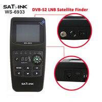Satlink WS 6933 DVB S2 Satellite Finder FTA LNB Digital Sat Finder DVB S2 2.1 inch LCD Satlink WS 6933 Satellite Satfinder meter