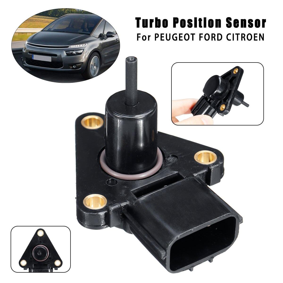 Sensor de posición del actuador del turbocompresor para Peugeot/Ford/Citroen 0375K1 0375K8