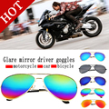 Free Shipping truck Motorcycle glasses Ultra-light Texture Yurt Driving Mirror Polarized Male driver Good quality Sunglasses