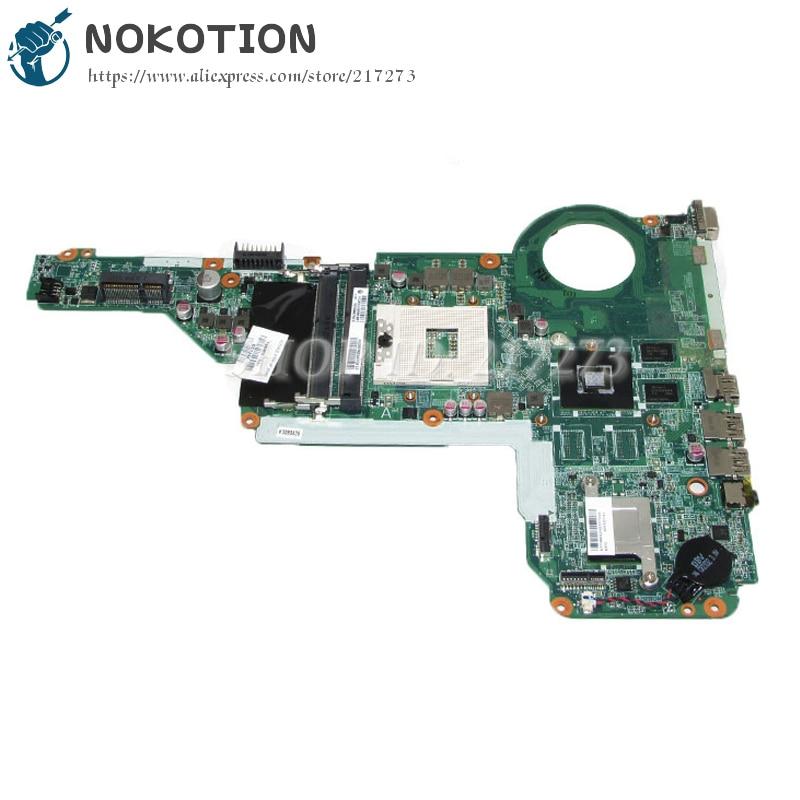 NOKOTION 720459 501 720459 001 DA0R62MB6E1 материнская плата для ноутбука hp Pavilion 15 17 15 E 17 E основная плата HD 8670M DDR3