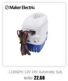 1pc Viento manivela generador DC GROOMY