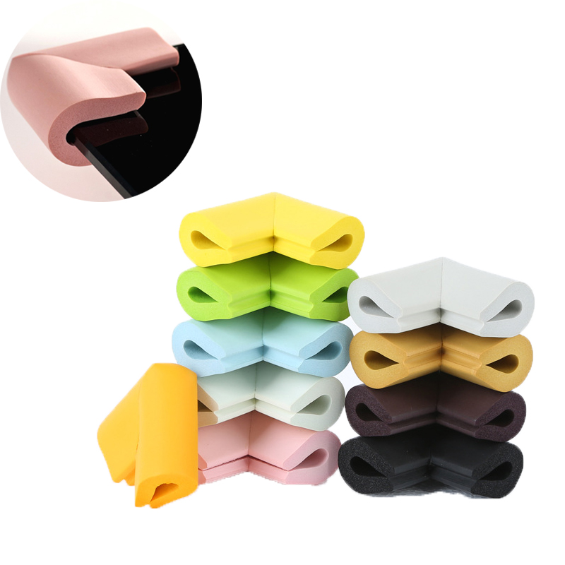 U Shape Glass Table Corner Protector Essential Protection For Children Thick Design Corners Baby Safety Edge Guards Dropshipping