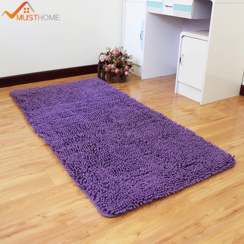 60x120cm 23 Quot X47 Quot Microfiber Chenille Living Rom Carpet
