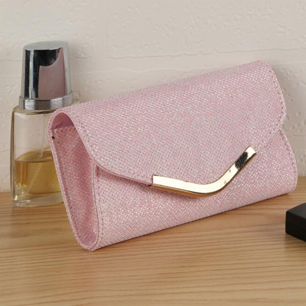 Wallet Women Ladies Upscale Evening Party Small Clutch Bag Banquet Purse Handbag