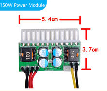 AC-DC Вт 150 питание модуль коммутации дома ТЕАТР случае В 12 В 10A адаптер модуль для HTPC материнская плата