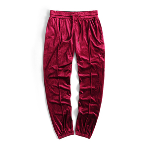 Image 5 - Stranger Things felpe con cappuccio da uomo in velluto Kanye West Streetwear felpe con cappuccio in velluto pullover da uomo felpe Hip Hop nero/rosso/grigio