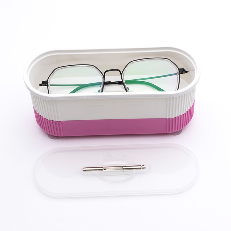 Three-in-one Small Household Contact Lens Jewelry Multi-functional Automatic Ultrasonic Cleaning Machine