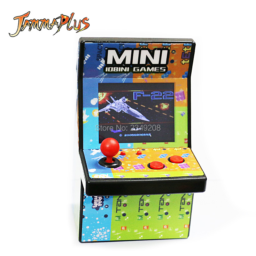 Mini Arcade 108 In 1 Games Classic Retro game console one player josytick console Children's gifts Toy Game