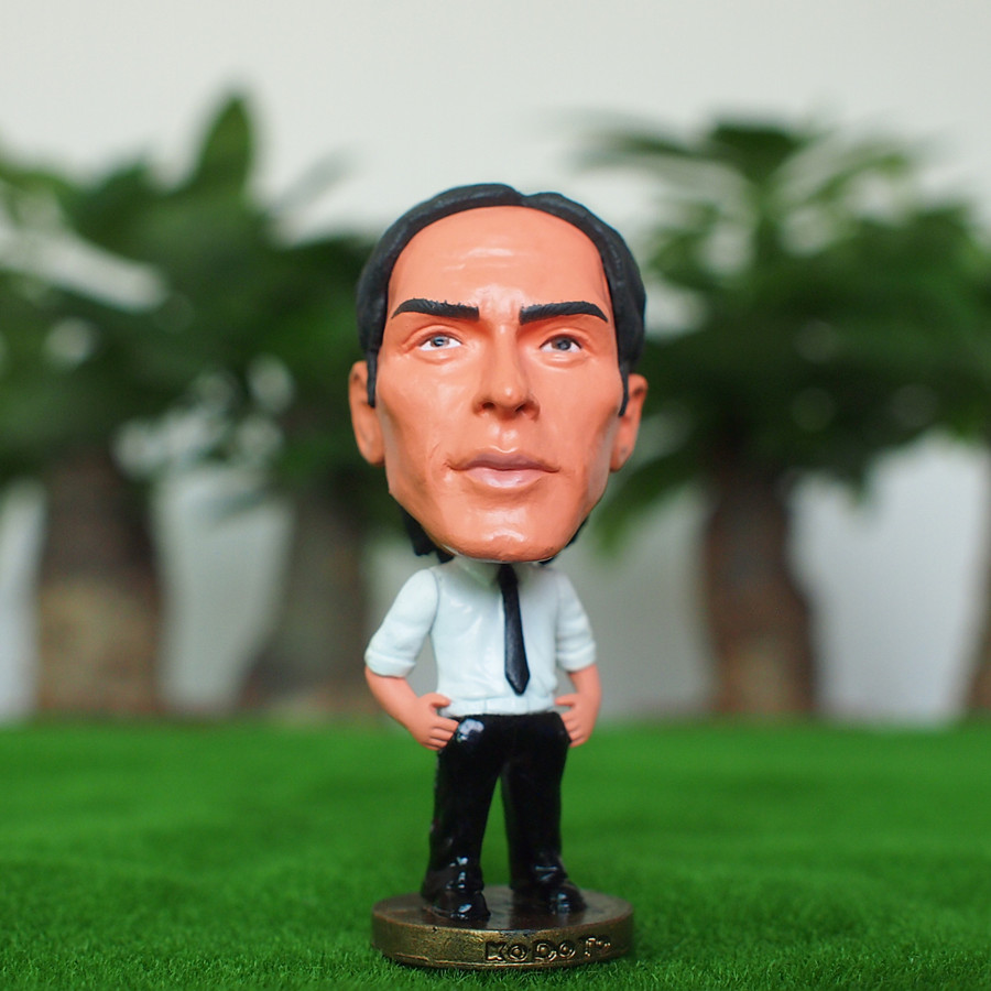 Soccer Coach INZAGHI (AC) 2.5 Action Dolls Figurine