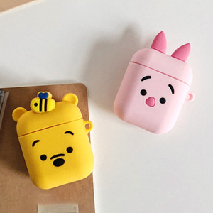 For AirPods Case Cartoon Patte