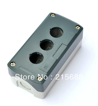 2015 NEW Saipwell 137 68 54mm 3 GANG TYPES HOT SELL ELECTRICAL PUSH BUTTON BOX IP65