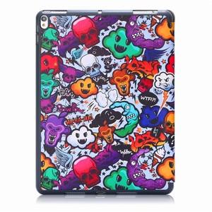"Image 3 - Coque en silicone pour iPad Air 3 2019 10.5, coque intelligente 10.5 ""2017"", avec porte crayon + protecteur décran + stylo"