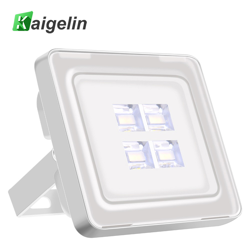 5 Pcs 10W IP67 Waterproof LED Flood Light 220-240V 1200LM 12 LED Spotlight LED Floodlight Outdoor Wall Garden Square Lighting