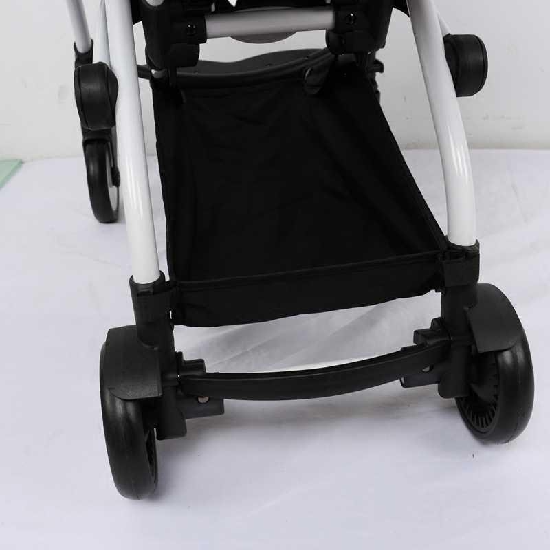 ใหม่สากลอุปกรณ์เสริมสำหรับรถเข็นเด็กทารกตะกร้าเก็บของกระเป๋าพอดี Yoyo Yoya babytime รถเข็นเด็ก Buggy เรือท้องแบนรถเข็นเด็ก