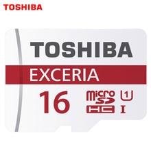 Оригинальный TOSHIBA Карты Памяти Micro SD Карта 16 ГБ 32 ГБ 64 ГБ 128 ГБ класс 10 U1/U3 UHS1 Microsd TF карта Ручка привода Flash