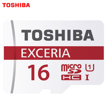 Original TOSHIBA Memory Cards Micro SD Card 16GB 32GB 64GB 128gb class 10 U1/U3 Microsd TF card UHS1 Pen drive Flash