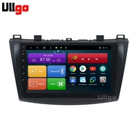 4G+64G Octa Core 9'' Android 8.1 Car DVD GPS for Mazda 3 2011 2012 Autoradio GPS Car Head unit with RDS BT Mirrorlink