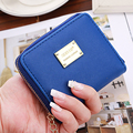 2017 Splendid New Brands Clutch Bag Women Wallets  Luxury functional Gift for female Zipper Short Wallet Handbag Purse