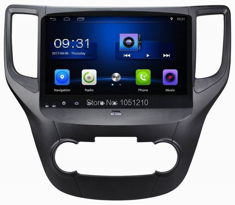 Lecteur audio radio GPS Ouchuangbo 9 pouces pour ChangAn CS35 compatible android 8.1 2 GB RAM 32 GB ROM