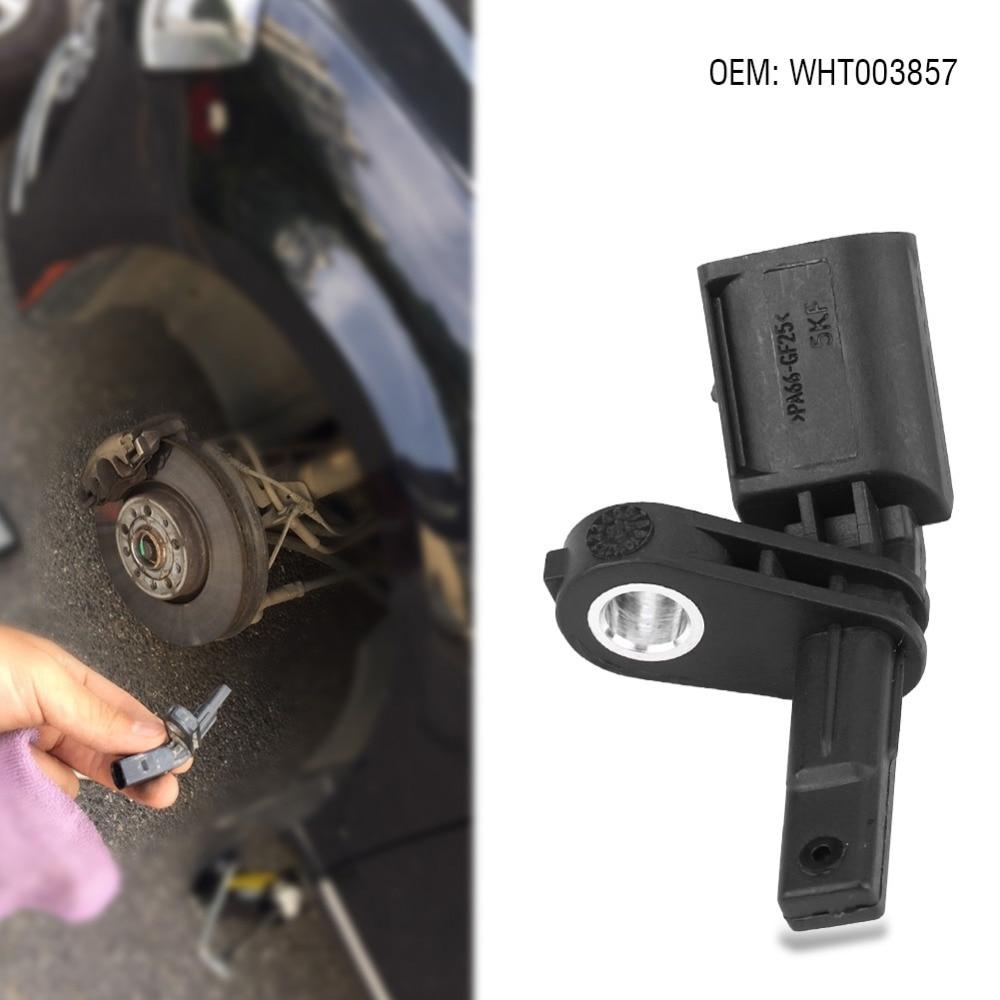 Set of 2 Front Left /& Right ABS Wheel Speed Sensor fits for Audi Volkswagen Fox