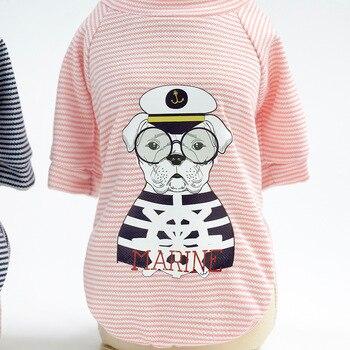 Pet clothing dog clothing dog T-shirt dog clothing spring/summer new cool T-shirt 2