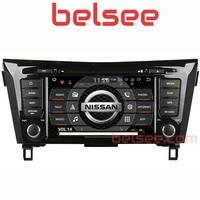 Belsee Android 8.0 Head Unit Auto Radio Autoradio Car Multimedia DVD for Nissan X Trail Qashqai Rogue 2013 2014 2015 2016 2017