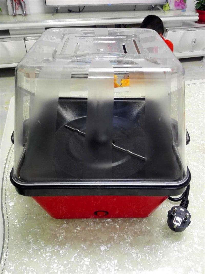 Последняя бытовая машина для изготовления попкорна мини-попкорн автоматическая машина для попкорна DIY Попкорн добавить различные ингредиенты