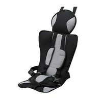 Infant Safe Seat Portable Baby Safety Seat Children S Chairs Children Car Seat Updated Version Thickening