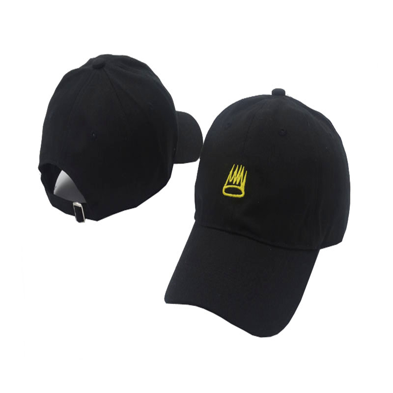 New Born Sinner Crown Baseball Cap Curved Bill Dad Hat 100% Cotton Cole World J 2017 of Good Quality Brand Cap for Men and Women