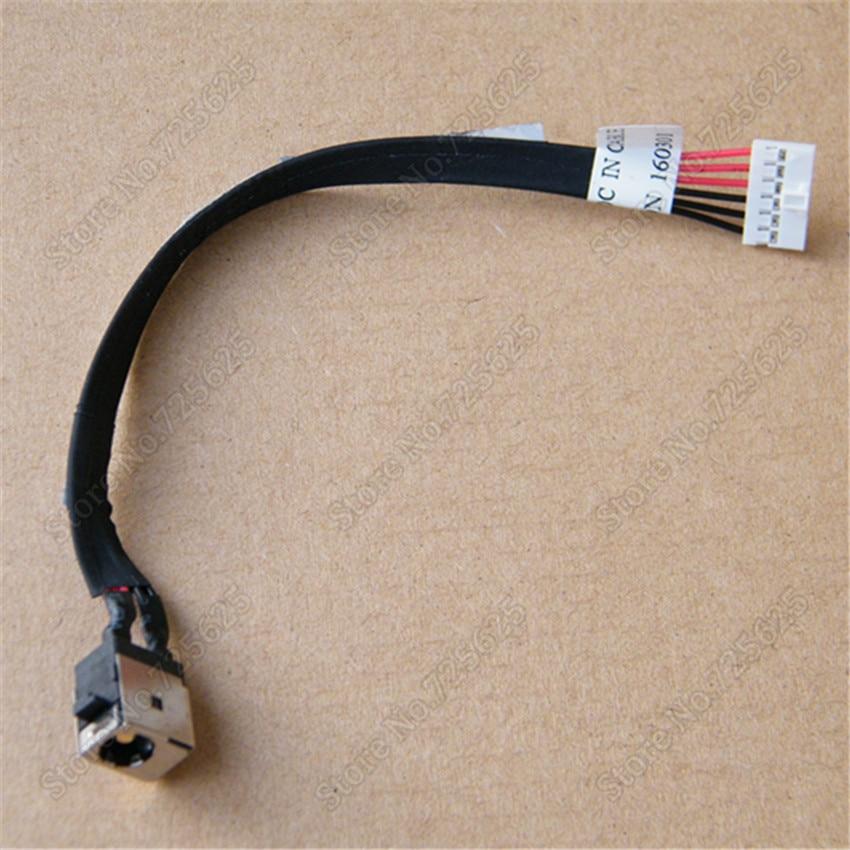 DC IN CABLE HARNESS FOR ASUS X550 K550 R510 X550C X550CA X550CC X550CL AC DC POWER JACK SOCKET