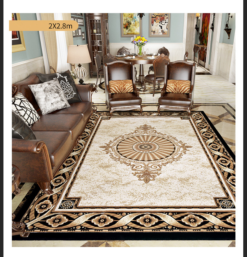 Elegant Villa Carpets For Living Room Home Bedroom Carpet Thick Sofa Coffee Table Rug Kids Room Area Rugs Cloakroom Floor Mat Carpet Aliexpress