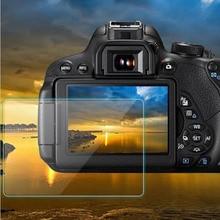 Kính Cường Lực Bảo Vệ Dành Cho Canon EOS 60D 600D 550D M M2 Kiss X5 X4 Nổi Dậy T3i T2i Camera màn Hình LCD Màng Bảo Vệ