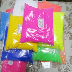 Image 3 - Fluorescerend poeder, fluorescerende pigment, nagellak pigment, 1 lot = 14colors * 1 kg/kleur, totaal 14 kg, gratis verzending door Fedex, veel gebruikt