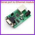 RS232 Сети Последовательный Порт Ethernet Модуль Двунаправленный Прозрачная Передача Несколько Режимов Работы