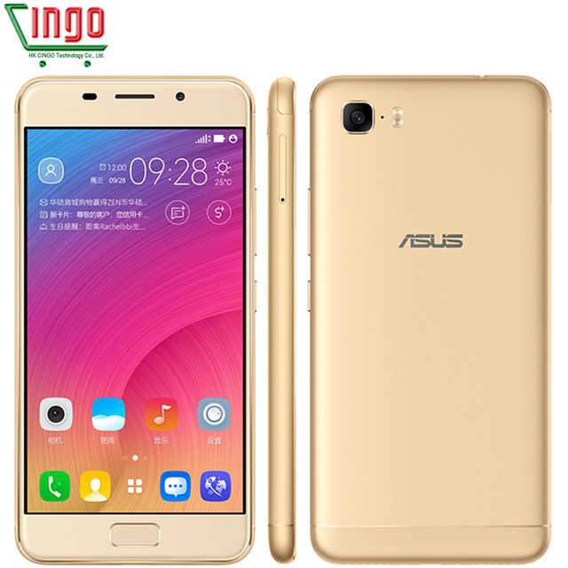 2017 NEW Original ASUS Zenfone Pegasus 3s Max (ZC521TL) Android 7 Octa-core 3GB RAM 32GB/64GB ROM 5000mAh Fingerprint Cellphone