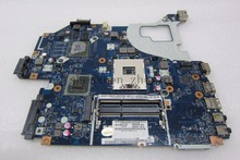 The laptop motherboard for ACER aspire E1-531G V3-571 NV56E Q5WV1 LA-7912P NBM5711001 GT710M HM77 full test