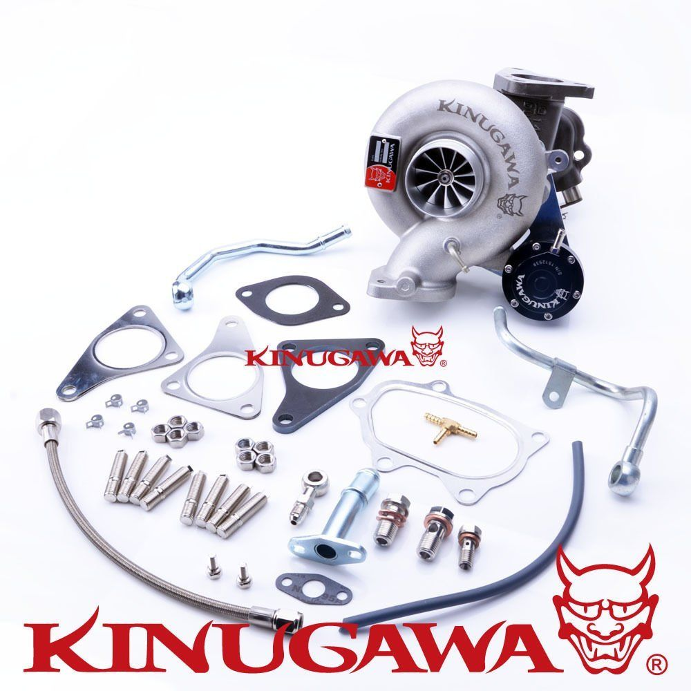 Kinugawa GTX Billet Turbocharger TD04HL 20T 6cm for SUBARU 2008 Forester XT 49477 04000 Bolt On in Turbo Chargers Parts from Automobiles Motorcycles