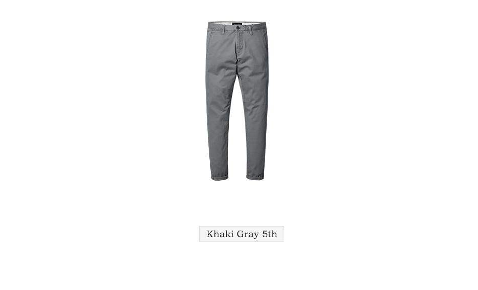 HTB1OAYhbbsTMeJjSsziq6AdwXXal Simwood Brand Autumn Winter New Fashion 2019 Slim Straight Men Casual Pants 100% Pure Cotton Man Trousers Plus Size KX6033